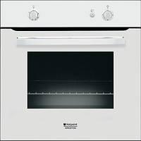 Духовой шкаф Hotpoint-Ariston FHG  WH/HA S ( газовый, белый )