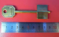 Заготовка ключа DV-6