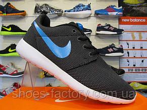 Кроссовки мужские в стиле Nike Roshe Run , фото 3
