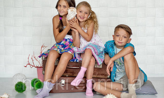 Детские демисезонные носки для оптовых покупателей
