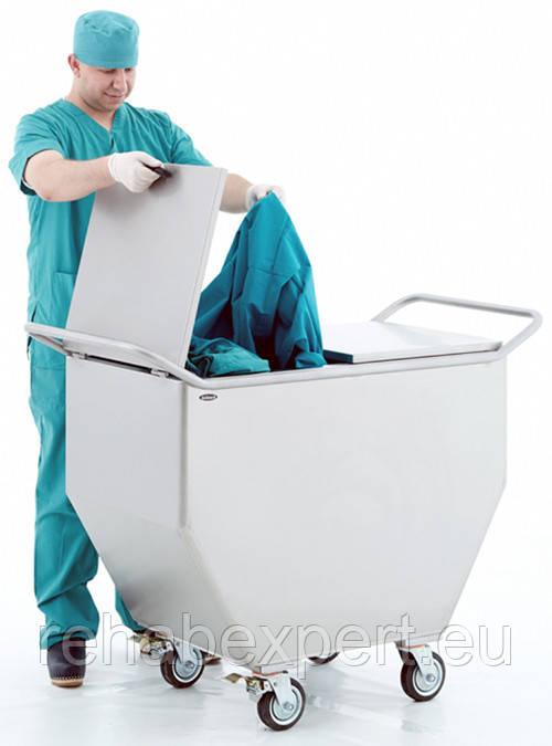 Тележка для медицинских отходов Uzumcu 40680