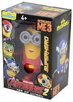 Миньон игрушка Мститель H801B