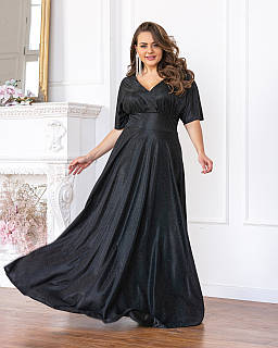 Сукня чорне