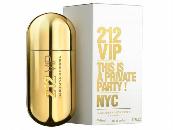 Женская парфюмированная вода Carolina Herrera 212 VIP (реплика)
