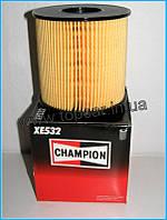 Масляний фільтр на Renault Master II 2.2/2.5 DCI 00 - Champion (США) XE532/606