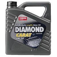 Моторное масло Teboil Diamond Carat 0w-30 (4л.) для бензиновых и дизельных двигателей