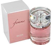 Женская парфюмированная вода, Hugo Boss Femme