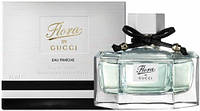 Женская парфюмированная вода Gucci Flora by Gucci Eau Fraiche