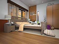 Кровать двуспальная Атлант 16 Тис