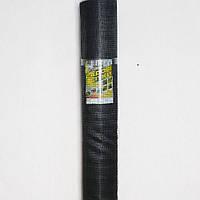 """Сетка пластиковая (""""птичка"""") 12мм х 14мм 0,5м х100м черная"""