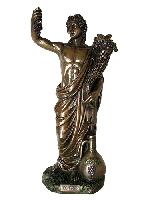 """Статуэтка Дионис """"Бог растительности"""", 33см"""