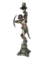 """Статуетка-підсвічник Купідон """"Veronese"""" 45 см"""