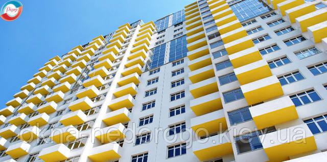 Остекление квартиры под ключ, пластиковые окна для остекления квартиры,