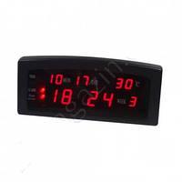 Часы сетевые CX 909