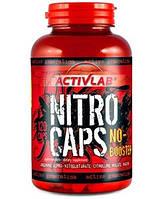 ActivLab Nitro Caps (120 капсул).Донатор Азота.