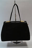 Стильная женская сумка замша