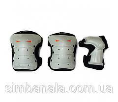Захист для катання на роликах Flying Eagle Lobster Skate Gray L