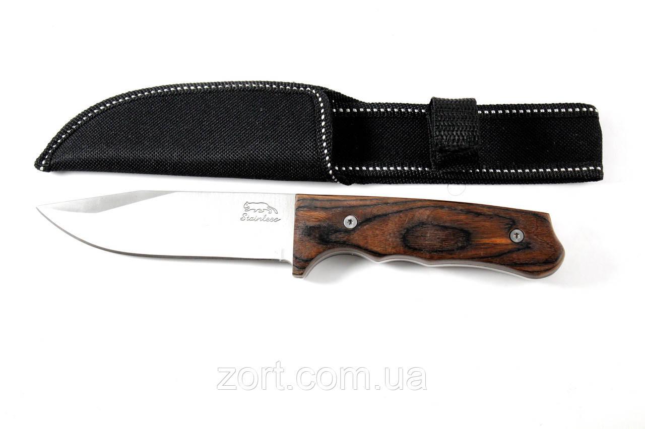 Нож с фиксированным клинком 006