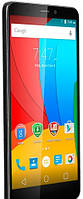 Бронированная защитная плёнка для Prestigio MultiPhone Grace S5 LTE 5551 Duo