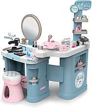 Б'юті салон Smoby з набором косметики звукові і світлові ефекти 32 аксесуара (320240)