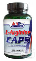 L - Arginine ACTIWAY 120 caps.Аминокислота.