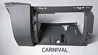 Накладка торпедо низ правая Carnival