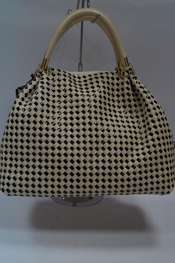 661562d4d5a0 Стильная большая женская бежевая сумка - Интернет-магазин стильной женской  обуви и сумок, E