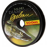 Леска моно. Salmo Diamond EXELENCE 100/050