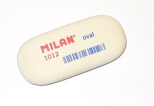 Ластик Milan 1012 OVAL( В-8 В)