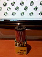 Фильтр масляный OPEL Astra G MANN HU 712/8 X