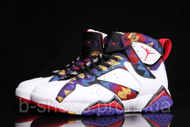 Мужские Баскетбольные кроссовки Air Jordan Retro 7 Sweater