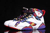 Мужские Баскетбольные кроссовки Air Jordan Retro 7 Sweater, фото 1