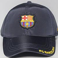 Бейсболка утепленная футбольная FC Barelona Барселона
