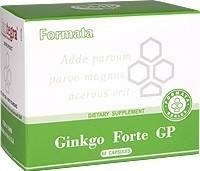 Ginkgo Forte GP (60) Гинко Форте: гинкго билоба,гипотония,нарушение мозгового кровообращения