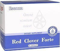 Red Clover Forte (60) Рэд Клавер / Красный клевер:очищение организма,чистка печени,антиоксиданты