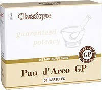 Pau d'Arco GP / По дАрко:бронхит, антибиотики, противовирусные препараты, грипп