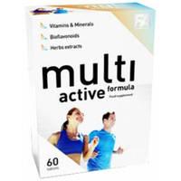 Fitness Authority - Multi Active Formula  60tabl.Это комплекс витаминов и минералов поддерживаемого биофлавано