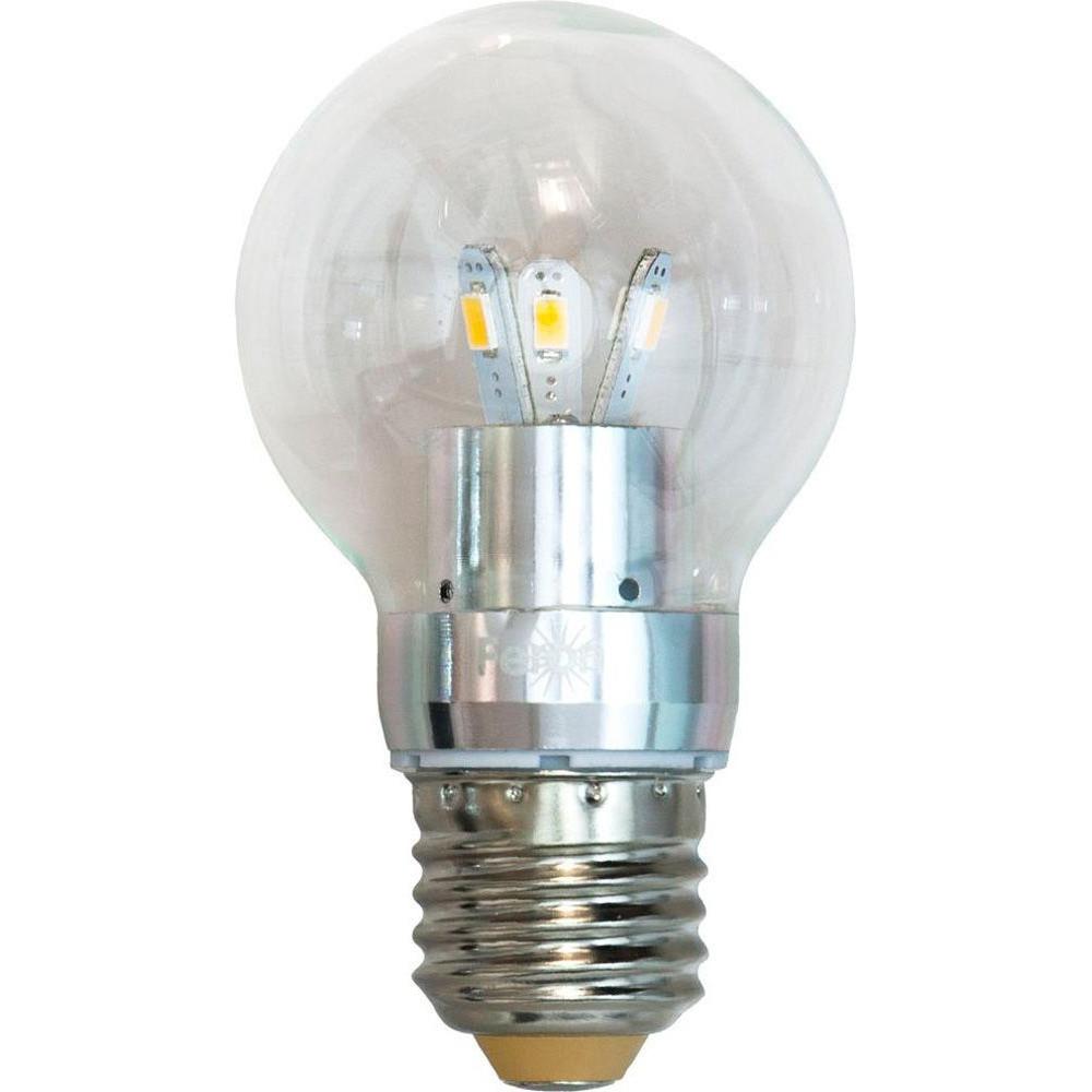 Светодиодная лампа LB-41 230V/3.5W Chrome E27 2700K