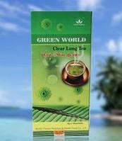 Чай Чин фэй (для очистки легких) При простуде, лихорадке и серьезных заболеваниях дыхательной системы