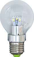 Светодиодная лампа LB-42 230V/5W Chrome E27 2700K