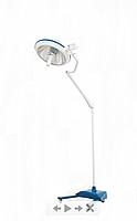 PAX-F 500L передвижная (1-купольная)
