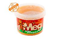 Мед из лесного разнотравья 0.5 кг. Лесной мед используется  для лечения большого количества заболеваний