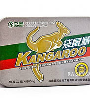 Таблетки для потенции Красный Кенгуру. Продукт для умножения мужских возможностей