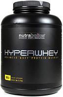 NutraBolics®Протеин  NB HyperWhey, 2,2 kg.Многоступенчатый протеин с минимумом карбов и сахаров с жирами