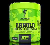 Arnold Series® Спецпродукты Iron Dream, 168 gr (30 serv) ФОРМУЛА ДЛЯ ВОССТАНОВЛЕНИЯ МЫШЕЧНОЙ ТКАНИ ВО СНЕ