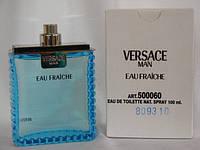 Демонстрационный тестер Versace Man Eau Fraiche Tester (реплика)