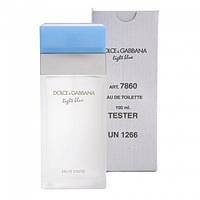 Демонстрационный тестер Dolce & Gabbana Light Blue pour femme Tester