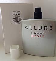 Демонстрационный тестер Chanel Allure Homme Sport Tester