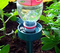 Организовываем полив в теплице через пластиковые бутылки