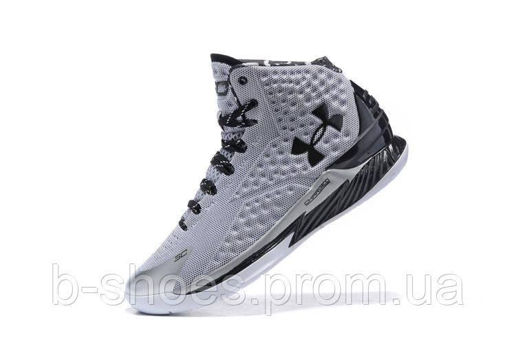Мужские кроссовки UNDER ARMOUR CURRY (Grey)